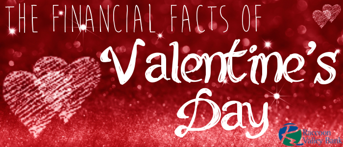 Valentine's Day is all about love. But you might not be so in love with some of the spending that happens around this holiday each year.