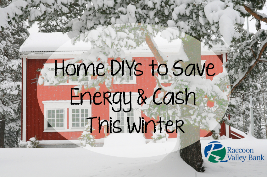Home DIYs to Save Energy & Cash This Winter